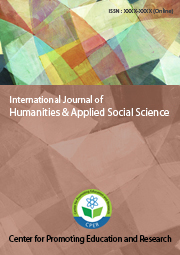 International Journal Of Humanities Art And Social Studies Ijhass
